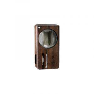 Magic Flight Launch Box Walnut Vaporizador Portátil
