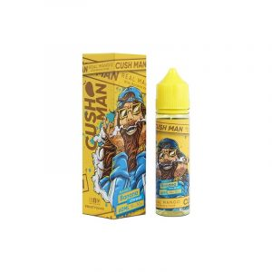 Cush Man Banana Mango-Plátano (Yummy Fruity) Nasty Juice 60ml