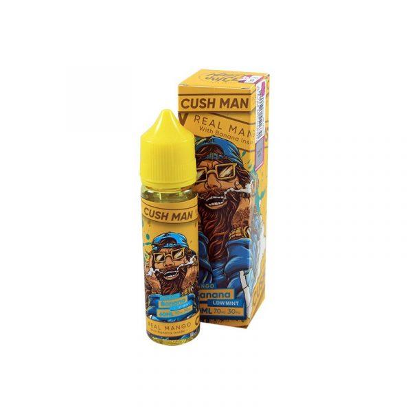 Cush Man Banana Mango-Plátano (Yummy Fruity) Nasty Juice 60ml