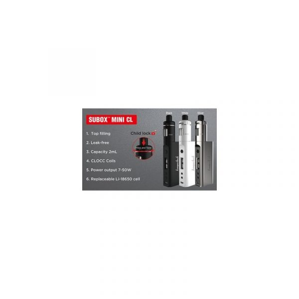 Kangertech SUBOX Mini-C Original Cigarrillo Electrónico