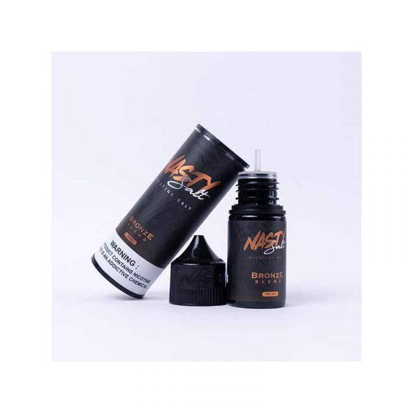 Bronze Blend Salt (Sal Tabaco Caramelo) 30ml