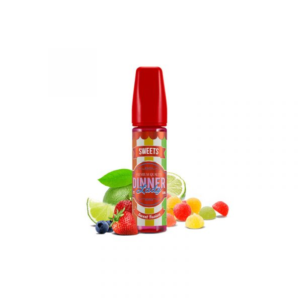 Sweet Fusion 60ml Dinner Lady