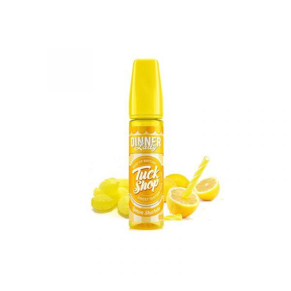 Lemon Sherbets 60ml Dinner Lady