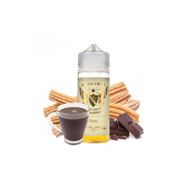 Don Juan Churro 120ml Kings Crest