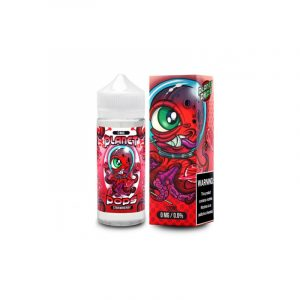 Planet Pops Strawberry 120ml Kings Crest