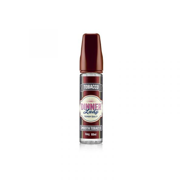 Smooth Tobacco (Tabaco Suave) 60ml Dinner Lady