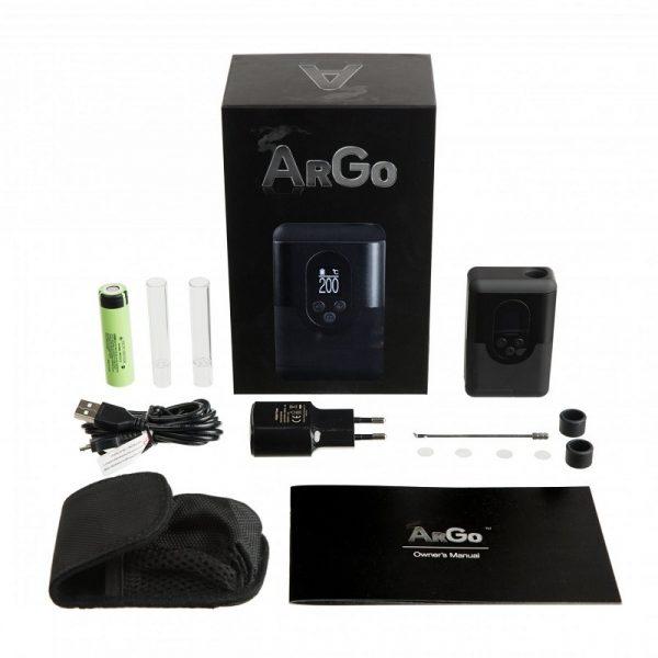 Kit Arizer GO (ArGO) + Boquilla Adaptador a Bong